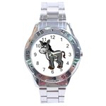 Rascal Stainless Steel Analogue Men's Watch