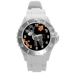 Rascal Round Plastic Sport Watch Large