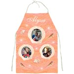 Stars and Shells Apron - Full Print Apron