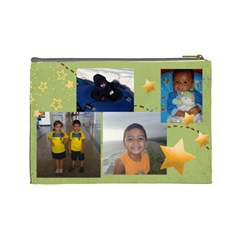 Lucas2 By Pilar   Cosmetic Bag (large)   Gma0y3th5j96   Www Artscow Com Back
