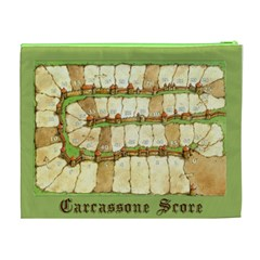 Carcassonne Xl By Cristina   Cosmetic Bag (xl)   Ljdha42lwh8p   Www Artscow Com Back