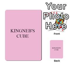 Gtc Plus Darin By Ben Hout   Multi Purpose Cards (rectangle)   Kbeygjrfw1yf   Www Artscow Com Back 39