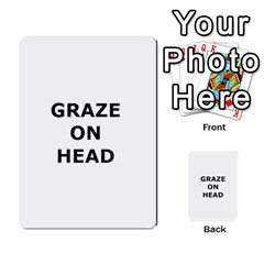 Blazing Dice Shared  1 By Dave Docherty   Multi Purpose Cards (rectangle)   Q4bf63028ym9   Www Artscow Com Back 11