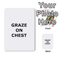 Blazing Dice Shared  1 By Dave Docherty   Multi Purpose Cards (rectangle)   Q4bf63028ym9   Www Artscow Com Back 17