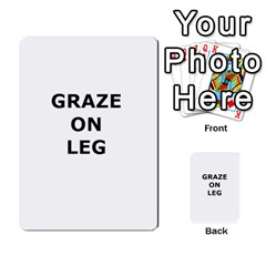 Blazing Dice Shared  1 By Dave Docherty   Multi Purpose Cards (rectangle)   Q4bf63028ym9   Www Artscow Com Back 41