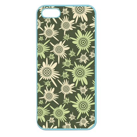 Pattern By Divad Brown   Apple Seamless Iphone 5 Case (color)   Ntb3oskeasc7   Www Artscow Com Front