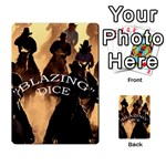 Blazing Dice - 2 SHARED - Multi-purpose Cards (Rectangle)