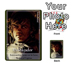 Stolen Plans Exp By Pixatintes   Multi Purpose Cards (rectangle)   Yshb8n533lxx   Www Artscow Com Front 44