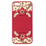 Iphone5 cover Happiness Blossoms - Apple Seamless iPhone 5 Case (Color)