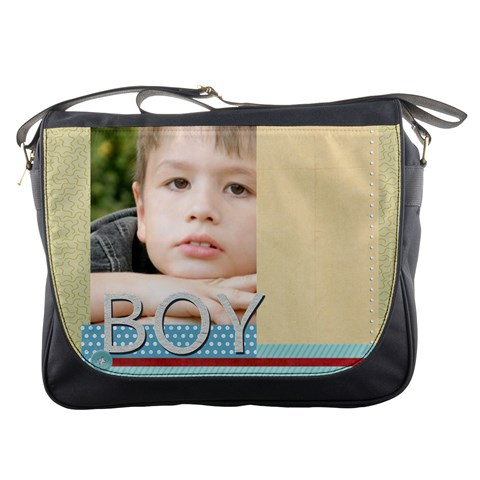 Kids By Jacob   Messenger Bag   G096td745y7z   Www Artscow Com Front