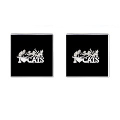 Catz Square Cuff Links