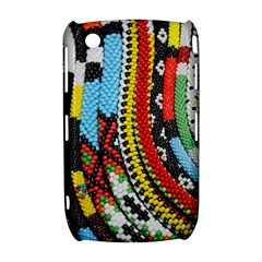 Multi-Colored Beaded Background BlackBerry Curve 8520 9300 Hardshell Case  by artattack4all