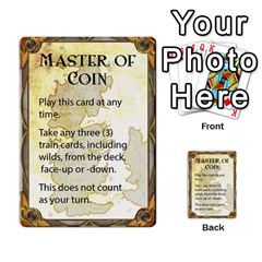 Ttr Westeros By Ryan   Multi Purpose Cards (rectangle)   Ey994ze1w3df   Www Artscow Com Front 51