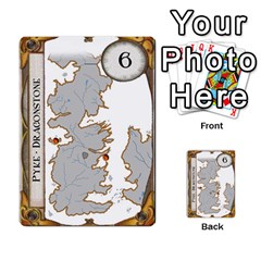 Ttr Westeros By Ryan   Multi Purpose Cards (rectangle)   Ey994ze1w3df   Www Artscow Com Front 14