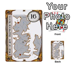 Ttr Westeros By Ryan   Multi Purpose Cards (rectangle)   Ey994ze1w3df   Www Artscow Com Front 3