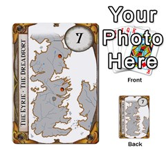 Ttr Westeros By Ryan   Multi Purpose Cards (rectangle)   Ey994ze1w3df   Www Artscow Com Front 26