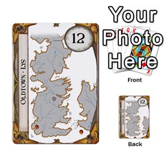 Ttr Westeros By Ryan   Multi Purpose Cards (rectangle)   Ey994ze1w3df   Www Artscow Com Front 30