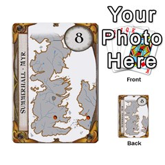 Ttr Westeros By Ryan   Multi Purpose Cards (rectangle)   Ey994ze1w3df   Www Artscow Com Front 34