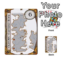 Ttr Westeros By Ryan   Multi Purpose Cards (rectangle)   Ey994ze1w3df   Www Artscow Com Front 36