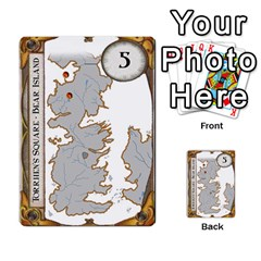 Ttr Westeros By Ryan   Multi Purpose Cards (rectangle)   Ey994ze1w3df   Www Artscow Com Front 38
