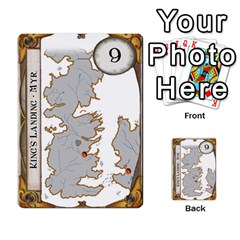 Ttr Westeros By Ryan   Multi Purpose Cards (rectangle)   Ey994ze1w3df   Www Artscow Com Front 39
