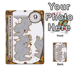 Ttr Westeros By Ryan   Multi Purpose Cards (rectangle)   Ey994ze1w3df   Www Artscow Com Front 40