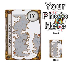 Ttr Westeros By Ryan   Multi Purpose Cards (rectangle)   Ey994ze1w3df   Www Artscow Com Front 5