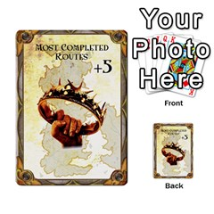 Ttr Westeros By Ryan   Multi Purpose Cards (rectangle)   Ey994ze1w3df   Www Artscow Com Front 42
