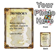 Ttr Westeros By Ryan   Multi Purpose Cards (rectangle)   Ey994ze1w3df   Www Artscow Com Front 44