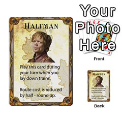Ttr Westeros By Ryan   Multi Purpose Cards (rectangle)   Ey994ze1w3df   Www Artscow Com Front 46