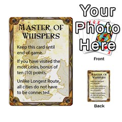 Ttr Westeros By Ryan   Multi Purpose Cards (rectangle)   Ey994ze1w3df   Www Artscow Com Front 49