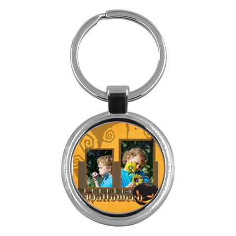 Kids By Jacob   Key Chain (round)   0asq6ela08wh   Www Artscow Com Front