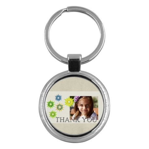 Kids By Jacob   Key Chain (round)   Vefoxja6rakb   Www Artscow Com Front