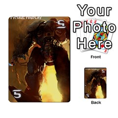 Starcraft Ii Planning Poker By Pek   Multi Purpose Cards (rectangle)   Ip32aoqffbgc   Www Artscow Com Front 19