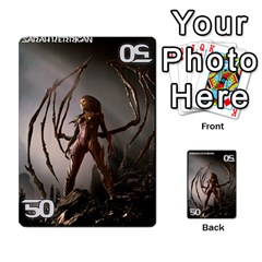 Starcraft Ii Planning Poker By Pek   Multi Purpose Cards (rectangle)   Ip32aoqffbgc   Www Artscow Com Front 24