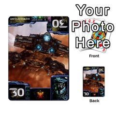 Starcraft Ii Planning Poker By Pek   Multi Purpose Cards (rectangle)   Ip32aoqffbgc   Www Artscow Com Front 36