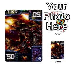 Starcraft Ii Planning Poker By Pek   Multi Purpose Cards (rectangle)   Ip32aoqffbgc   Www Artscow Com Front 37
