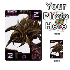 Starcraft Ii Planning Poker By Pek   Multi Purpose Cards (rectangle)   Ip32aoqffbgc   Www Artscow Com Front 42