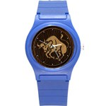 Taurus Round Plastic Sport Watch Small