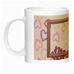 Little princess luminous mug - Night Luminous Mug