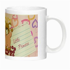 Little Princess Luminous Mug By Zornitza   Night Luminous Mug   Nb5c40zqtssk   Www Artscow Com Right