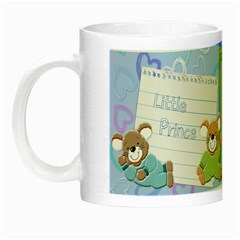Little Prince Luminous Mug By Zornitza   Night Luminous Mug   Taiphd0ksxe2   Www Artscow Com Left