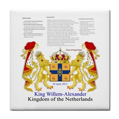 King Willem Ceramic Tile