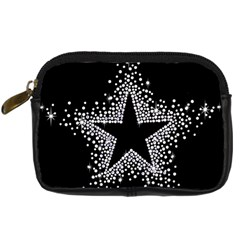 Sparkling Bling Star Cluster Compact Camera Case by artattack4all