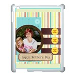 mothers day - Apple iPad 3/4 Case (White)