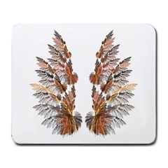 Wings Large Mouse Pad (rectangle) by artattack4all