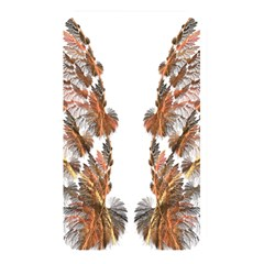 Brown Feather Wing Card Reader (rectangle) by artattack4all