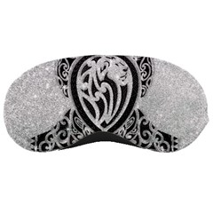 Diamond Bling Lion Sleep Eye Mask