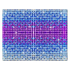 Rainbow Of Colors, Bling And Glitter Jigsaw Puzzle (rectangle) by artattack4all
