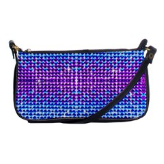 Rainbow Of Colors, Bling And Glitter Evening Bag by artattack4all